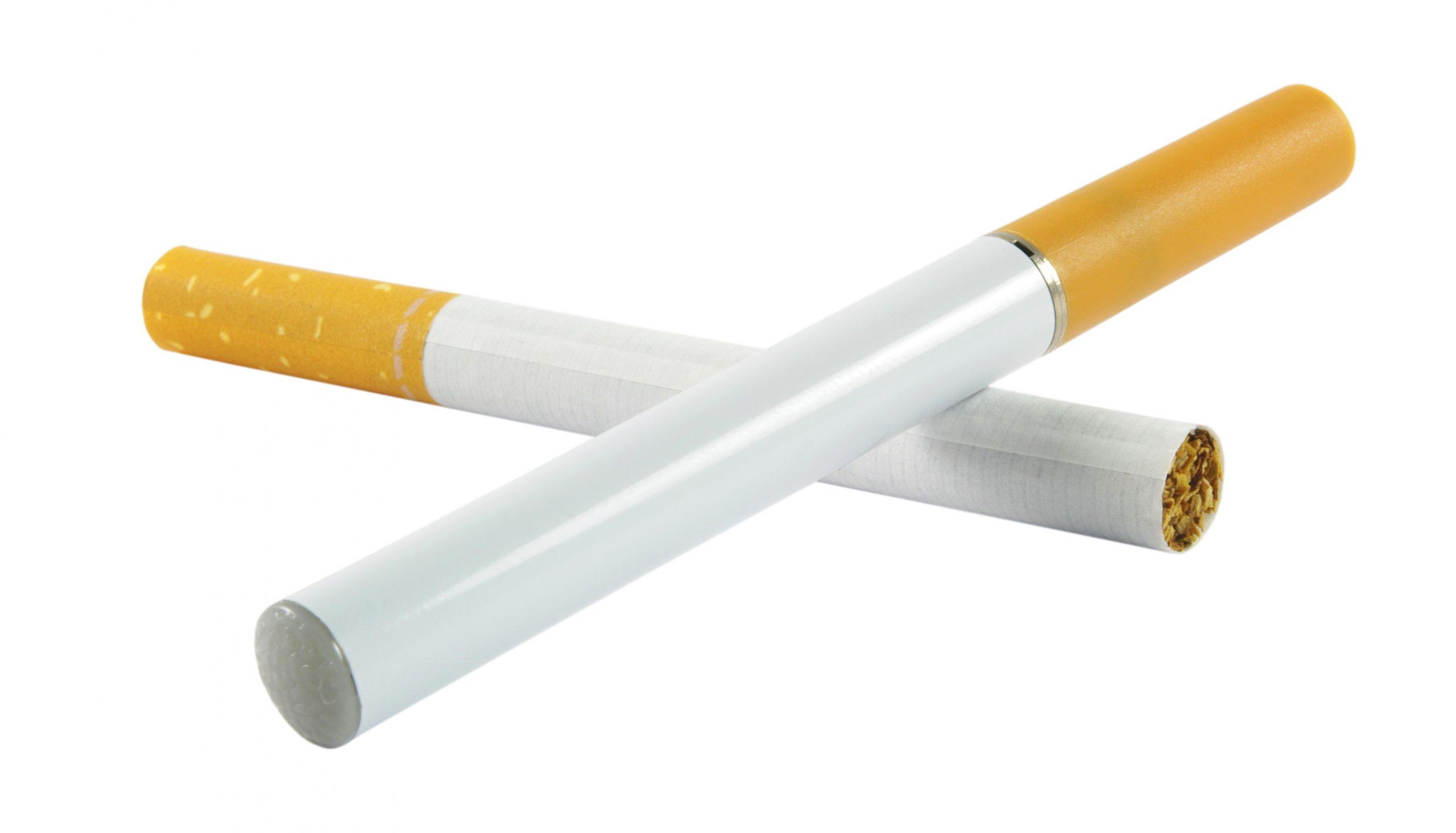If You Are Going To Smoke, Smoke E-Cigarettes