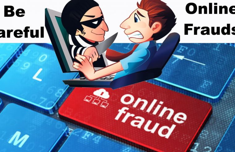 How To Stay Away From Online Scams?