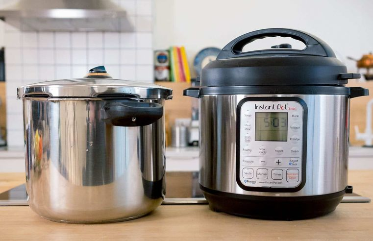 Difference Between Pressure Cooker Vs Rice Cooker