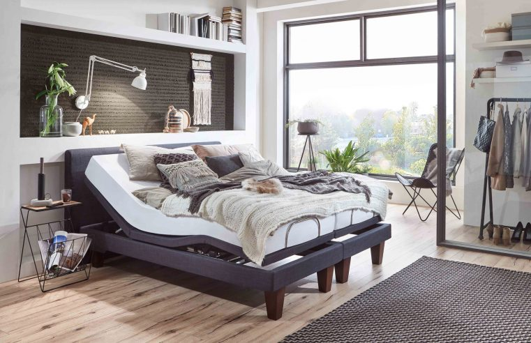 Why Are Adjustable Beds Considered As Stress Busters?