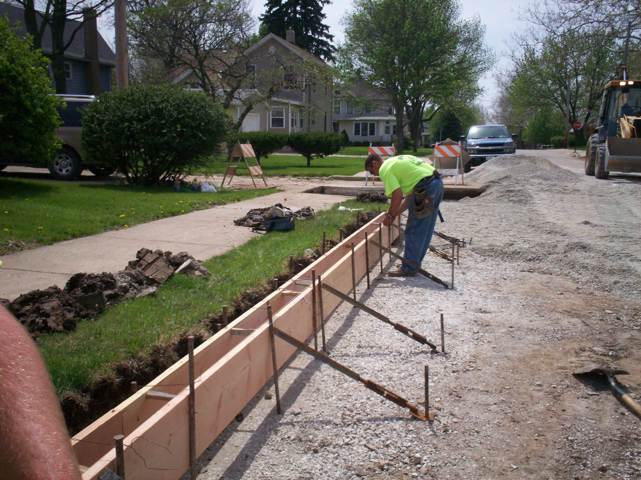 Top Advantages Related To Curbing Installations That You Need To Know!!