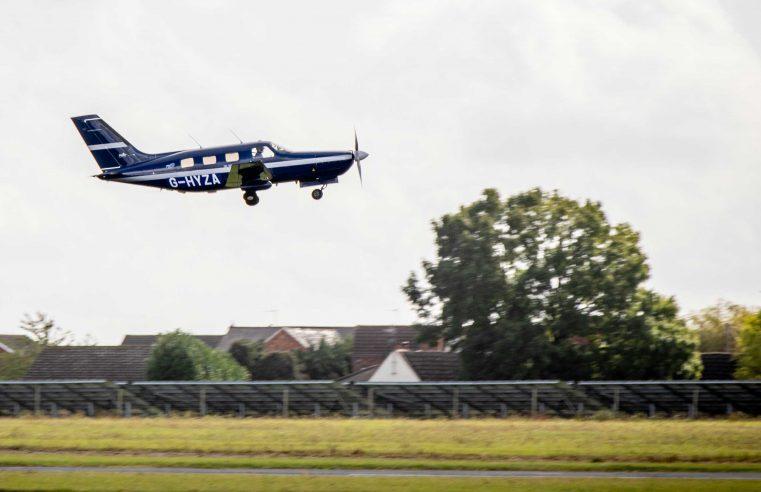 ZeroAvia- Introducing Zero-Emission Hydrogen-Powered Aircraft