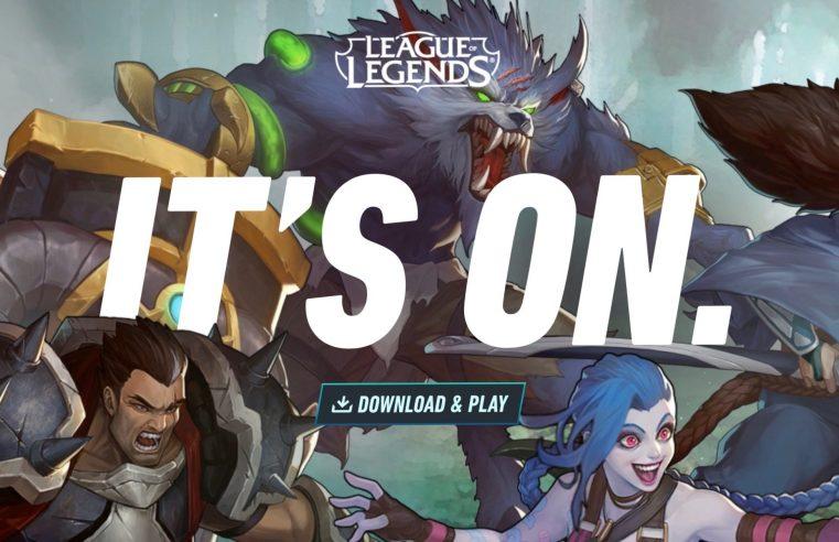 Surviving Your First League Of Legends Match